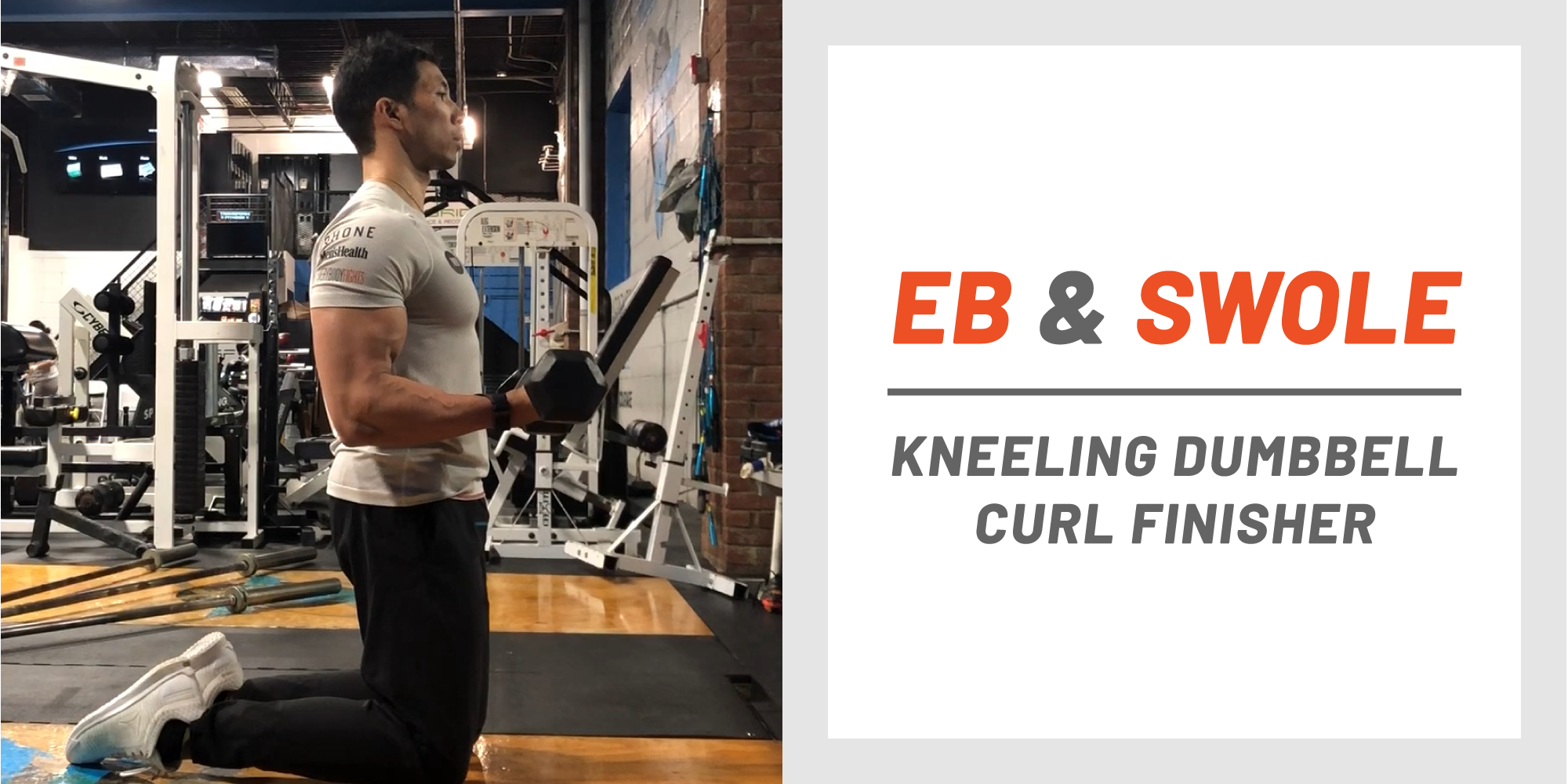 This Killer Biceps Finisher Will Bring You to Your Knees