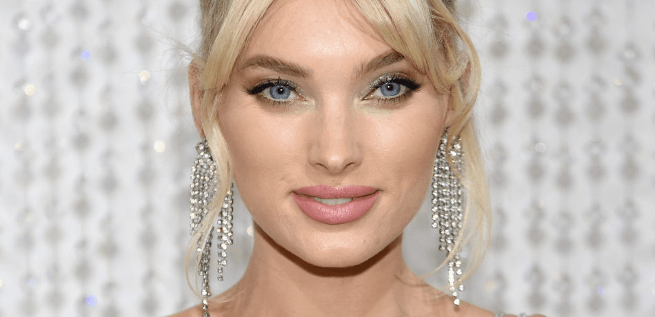 Elsa Hosk Goes Topless & Poses With A Giant Snake On Instagram