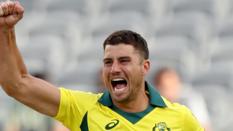 Stoinis says ankle injury won't stop him