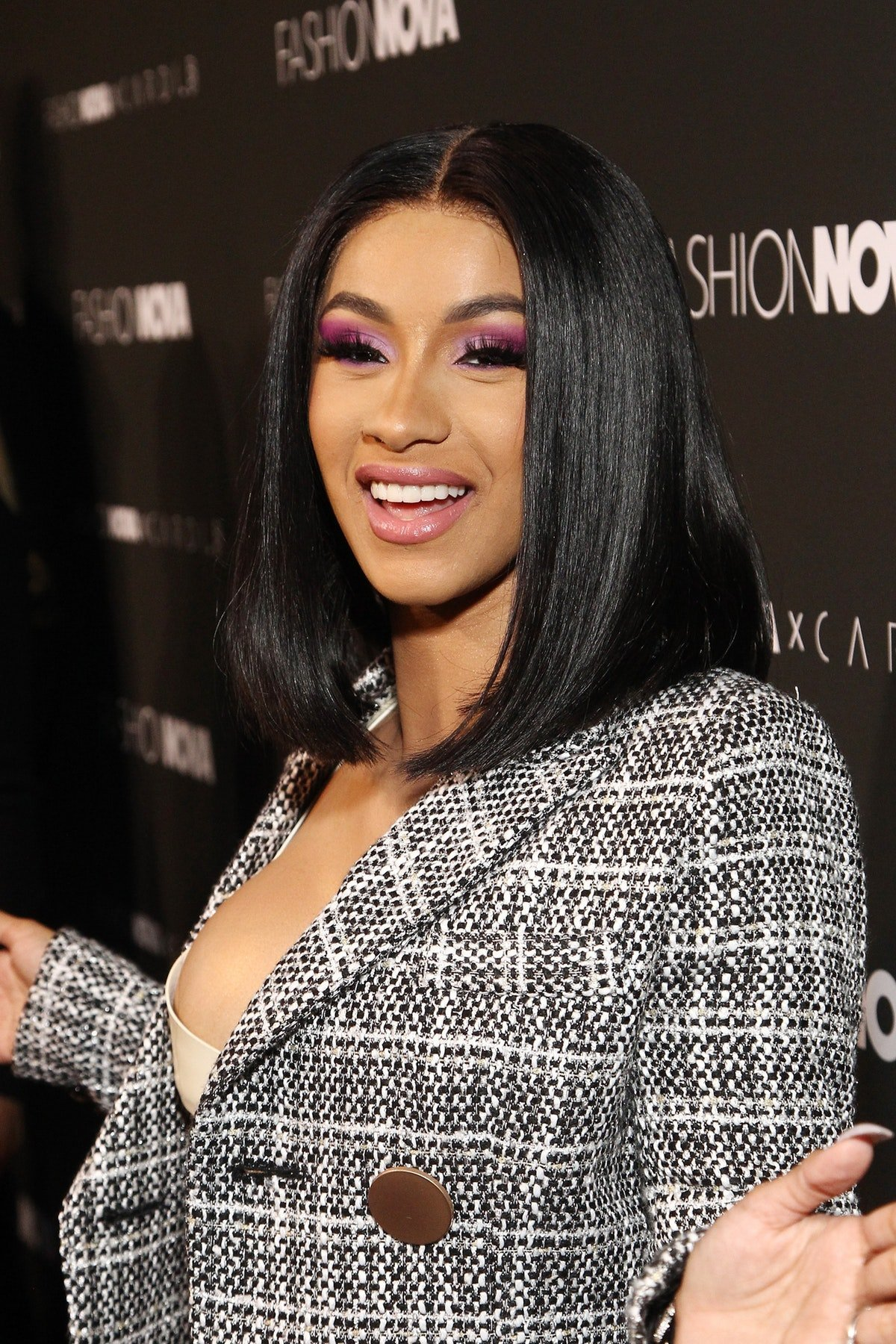 Cardi B's First Photo Of Kulture Is The Cutest Thing You'll See Today