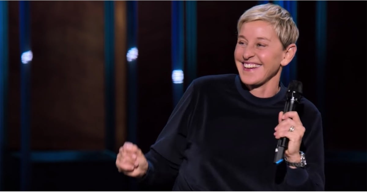The Trailer Alone For Ellen DeGeneres's Netflix Special Will Put a Smile on Your Face
