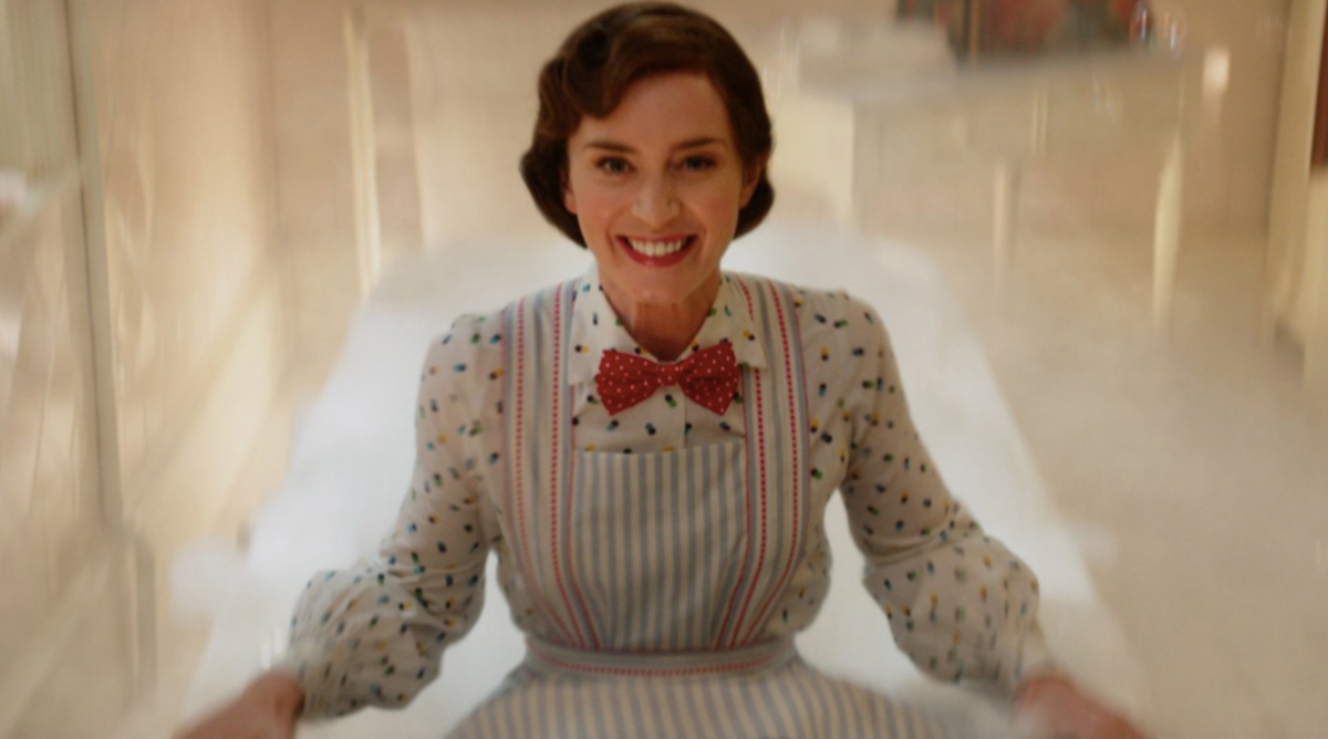 How Many Golden Globe Nominations Did 'Mary Poppins Returns' Get? My Inner Child Is Crying