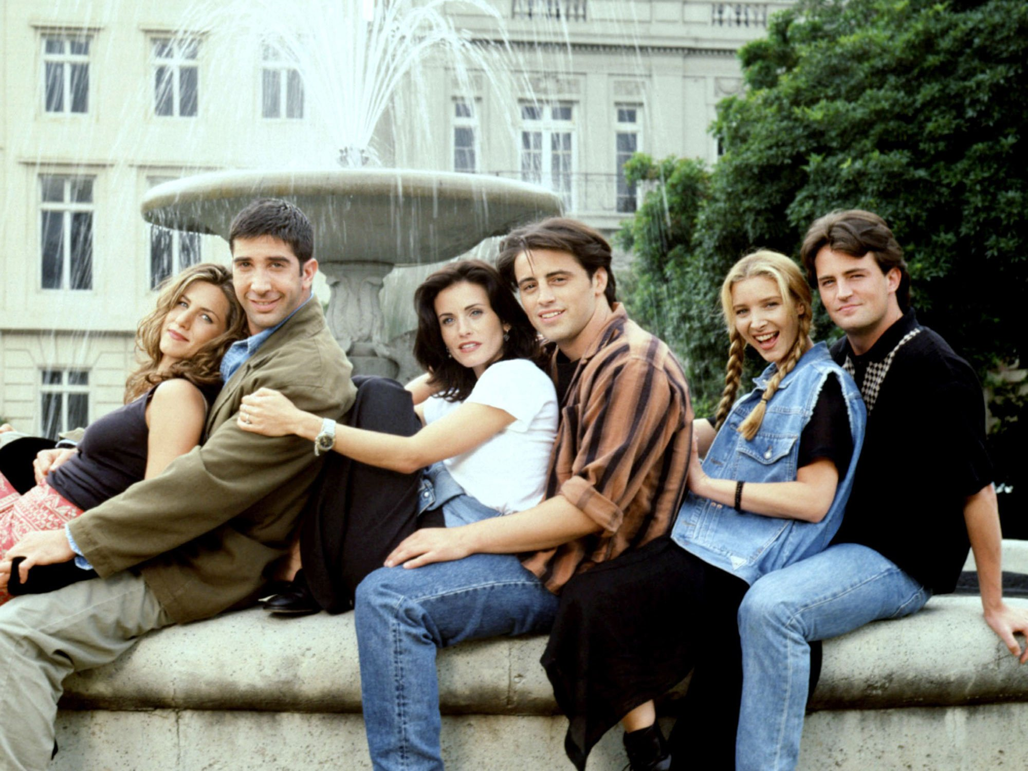 Netflix Reportedly Paid $100 Million to Keep Friends for Another Year After Fan Uproar