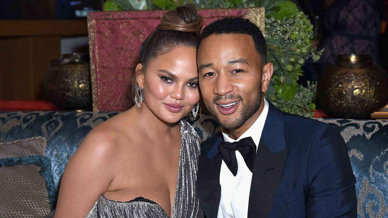 PEOPLE Now: John Legend Reveals What He Thinks About Being 'Couple Goals' with Chrissy Teigen — Watch the Full Episode