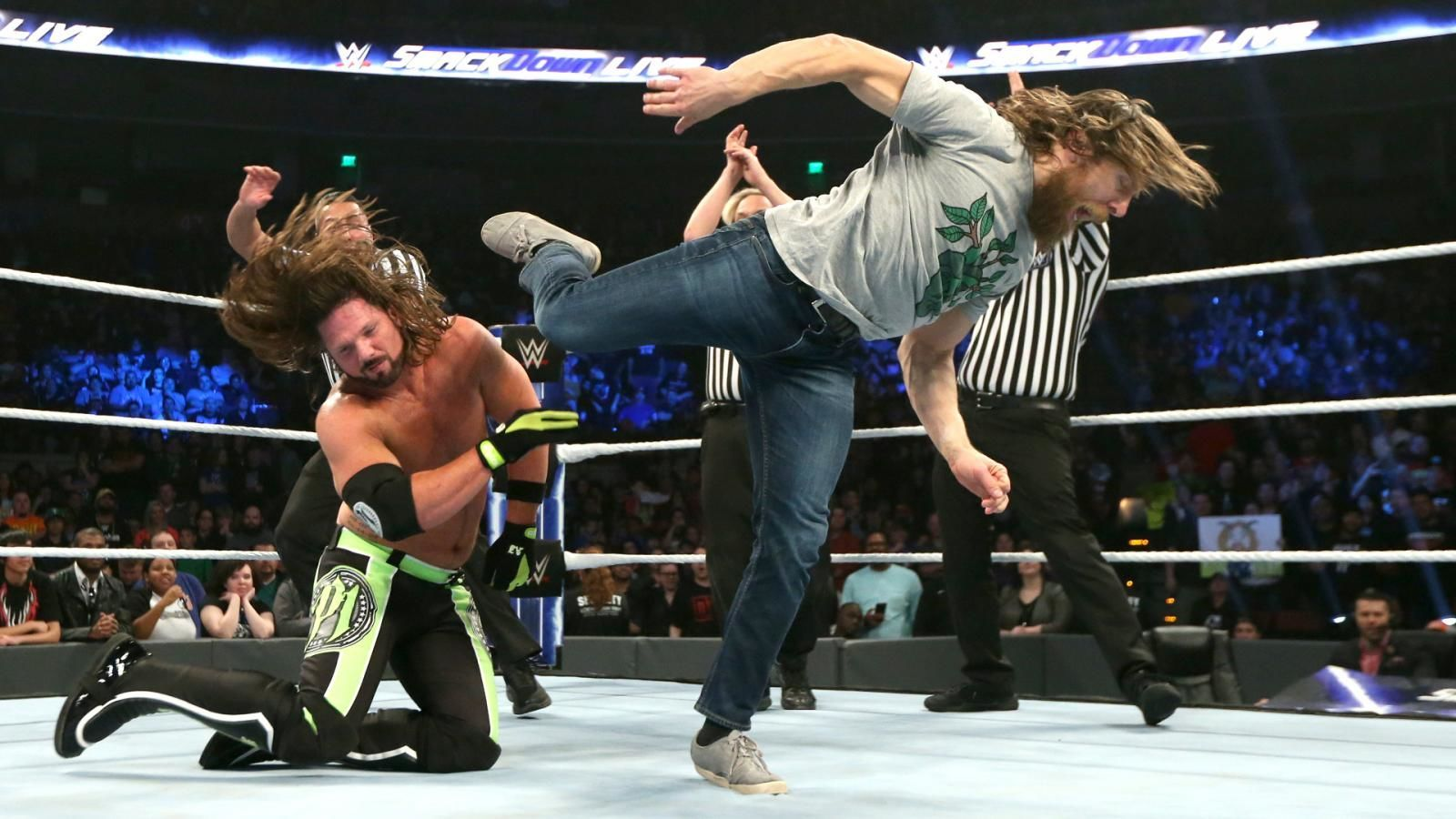 WWE SmackDown Live results: 4 things we learned as the New Daniel Bryan runs riot
