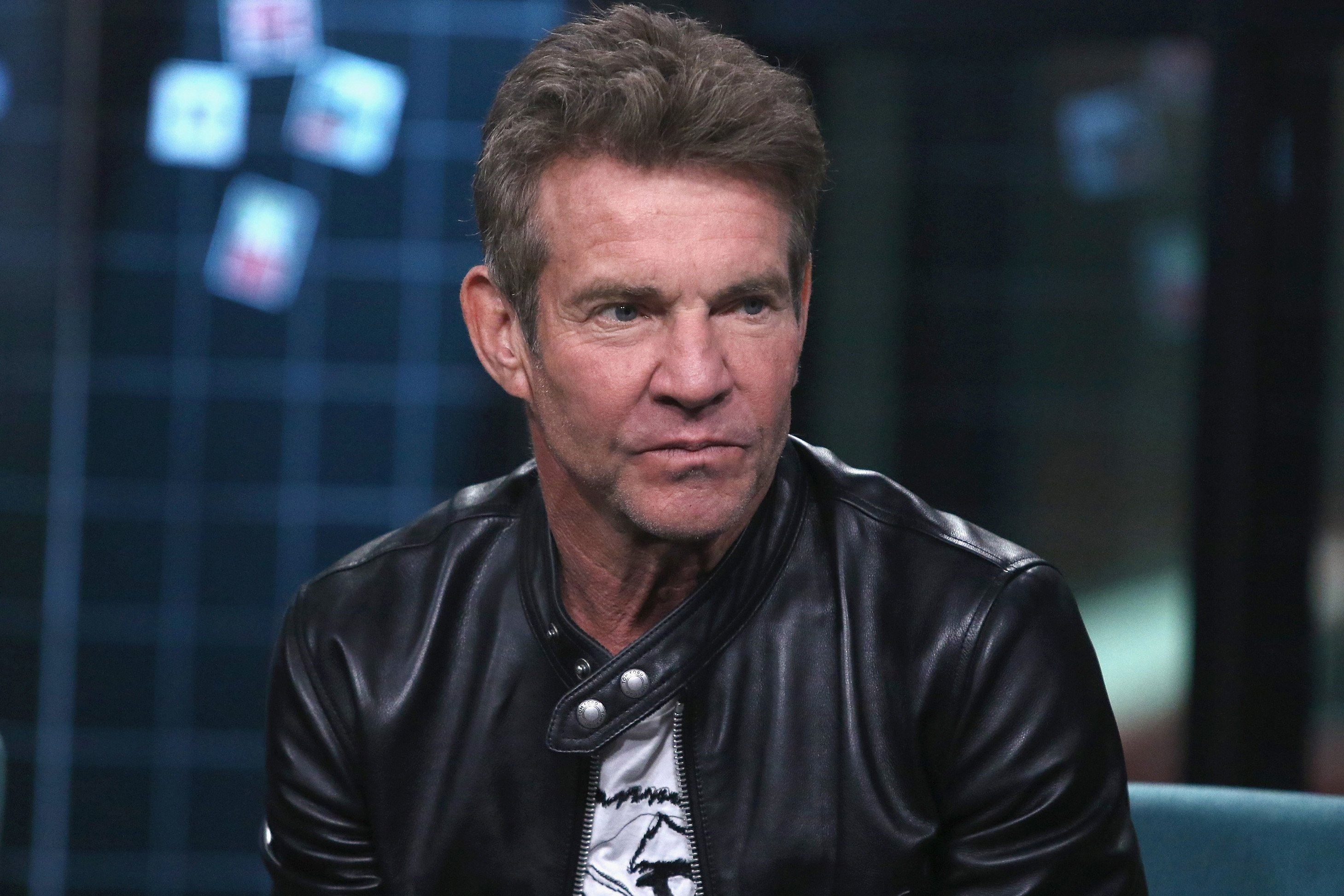 Dennis Quaid was using two grams of cocaine a day before rehab