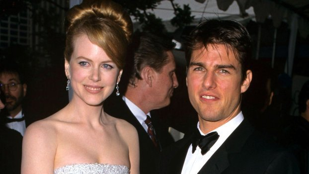 "Nicole Kidman Thanked Tom Cruise for His ""Tender Love"" in Her First Golden Globes Speech"