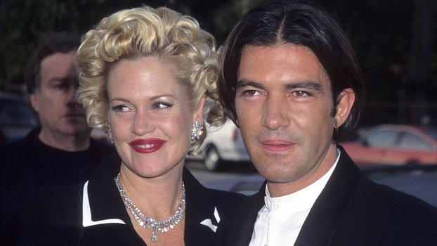 Madonna's Romantic Interest in Antonio Banderas Once Got Melanie Griffith Kicked Off Set