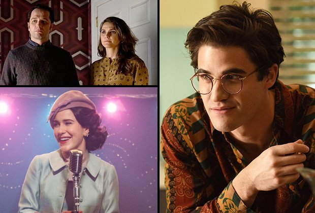 Golden Globe Nominations: Versace, Mrs. Maisel, Sharp Objects, Barry and The Americans Lead TV Pack