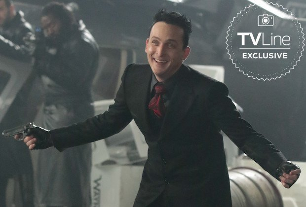 Penguin Gives Gotham's Finest the Bird in Final Season — 2019 FIRST LOOK