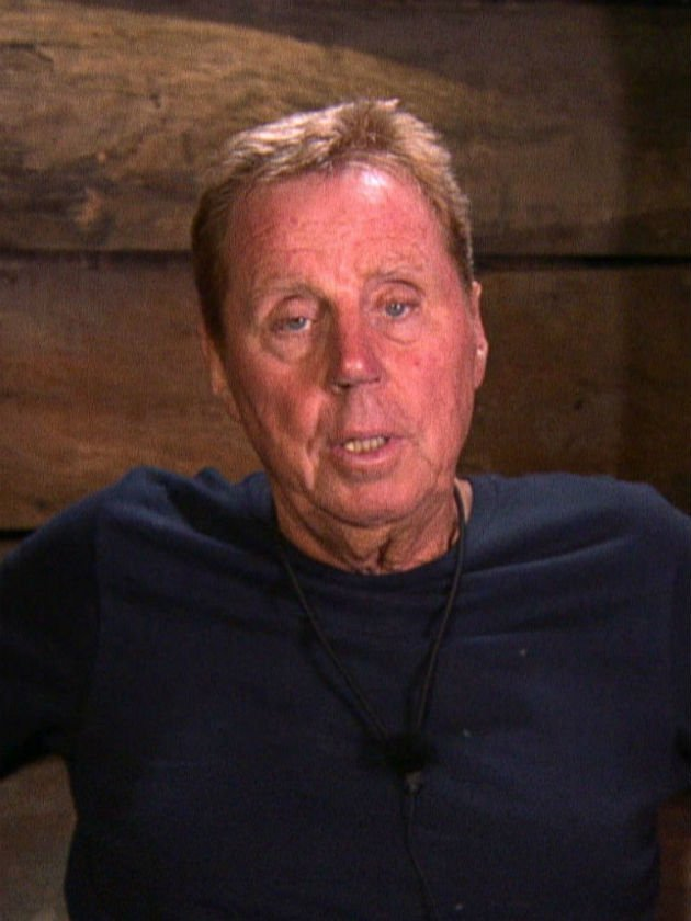 I'm A Celebrity: Harry Redknapp 'sparks concerns' after weight loss