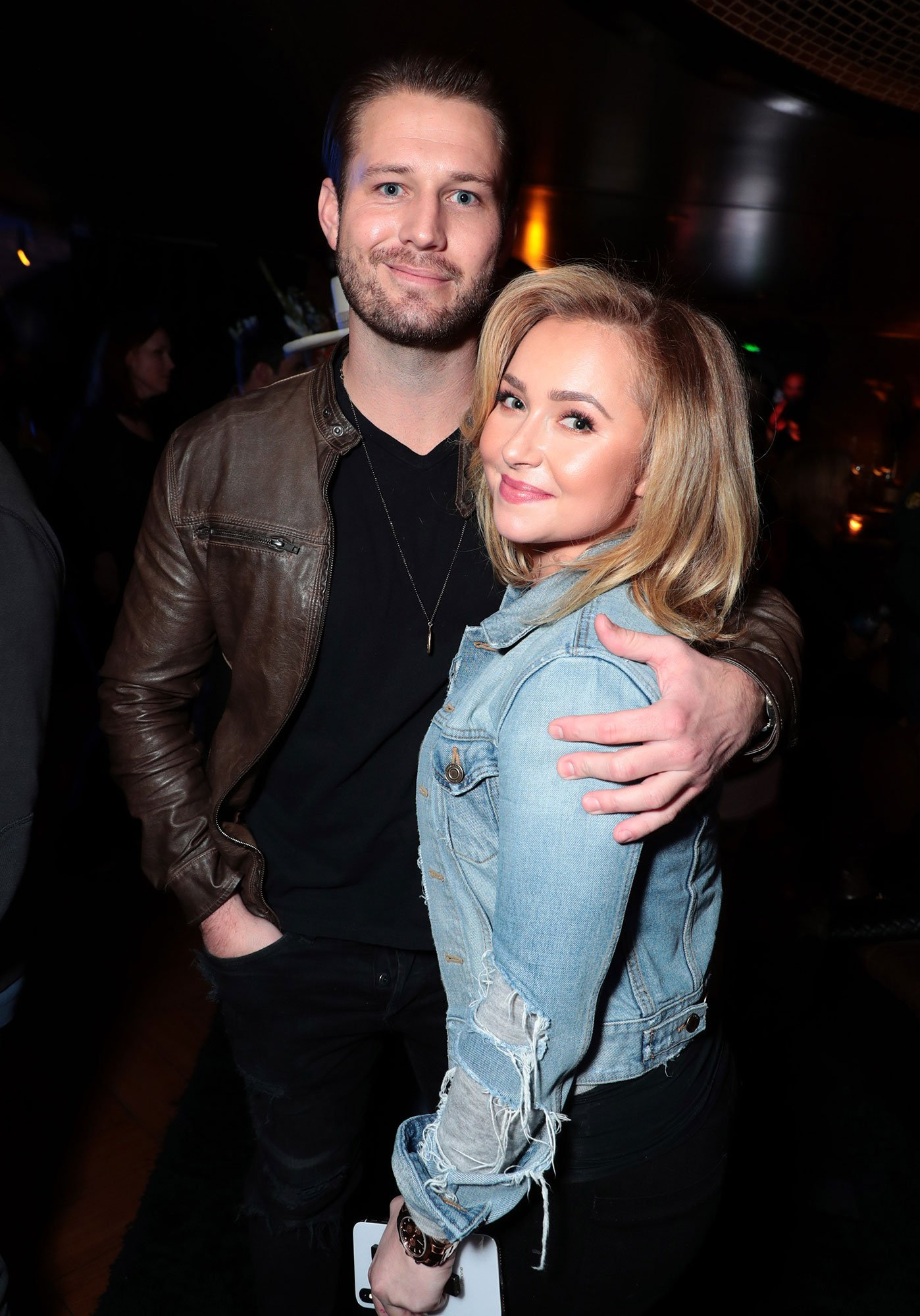 Hayden Panettiere and Boyfriend Brian Hickerson Step Out Together After Defending Relationship