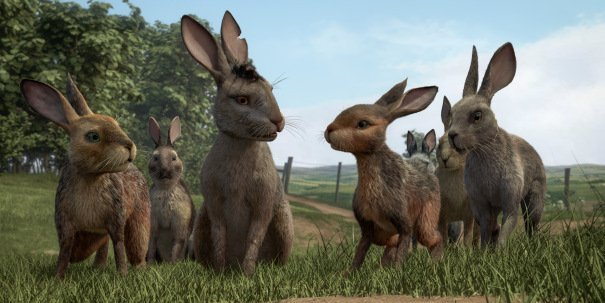 'Watership Down': First Trailer For Netflix & BBC One Animated Rabbit Drama