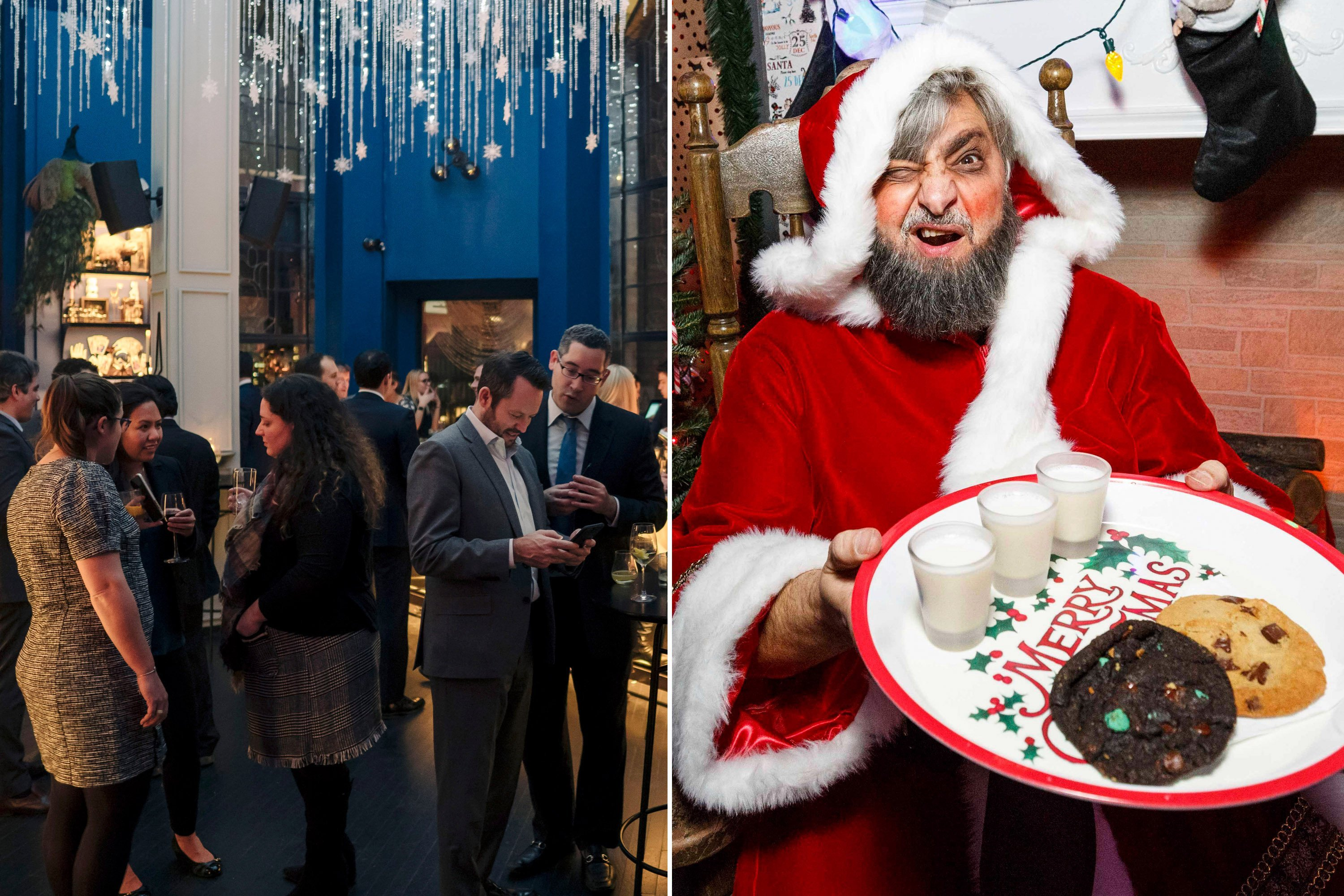 NYC's best holiday pop-up bars, from festive to freaky