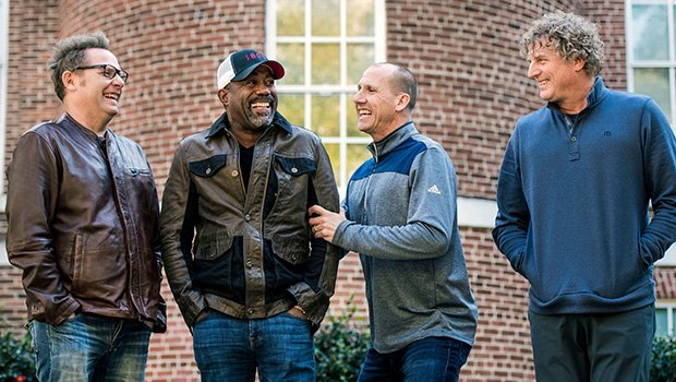Hootie & The Blowfish Reunite For New Album & Tour For 1st Time In 10 Years — Everything To Know