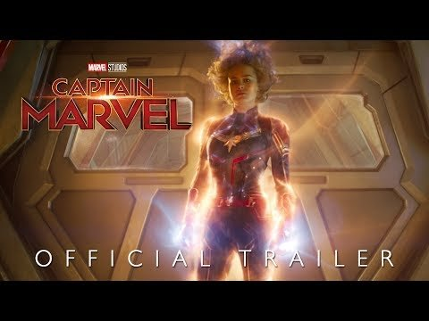 Brie Larson Kicks Some Serious Ass In New 'Captain Marvel' Trailer!
