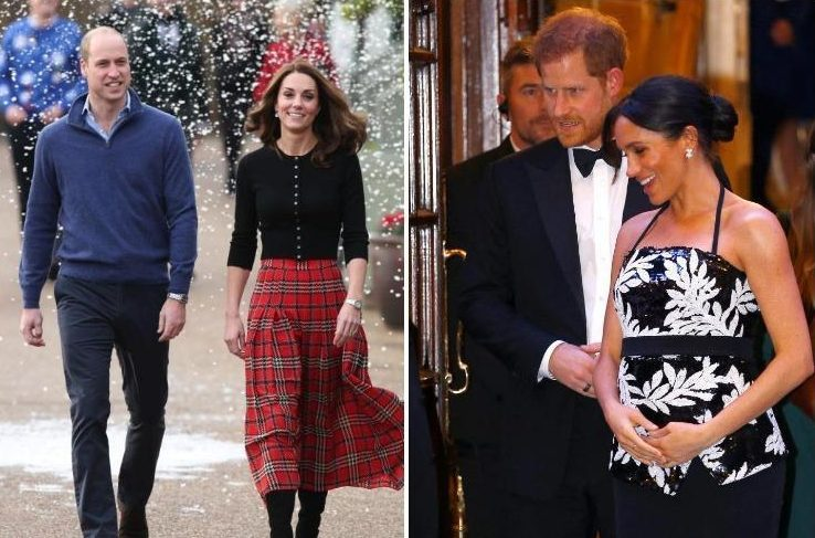 Prince William and Kate miss board meeting and Christmas party with Prince Harry and Meghan amid growing rift rumours