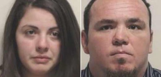 Utah couple accused of waterboarding 9-year-old daughter