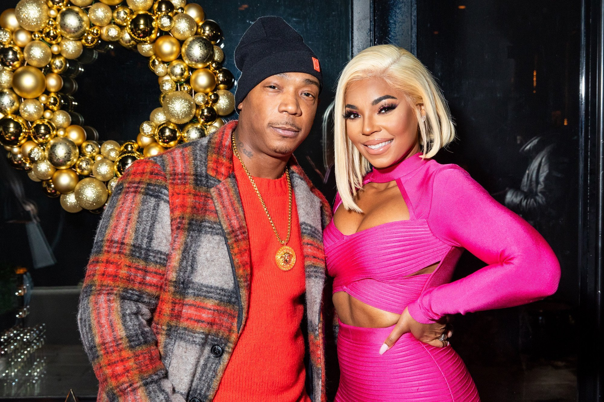 Ja Rule supports Ashanti at party amid joint album talk