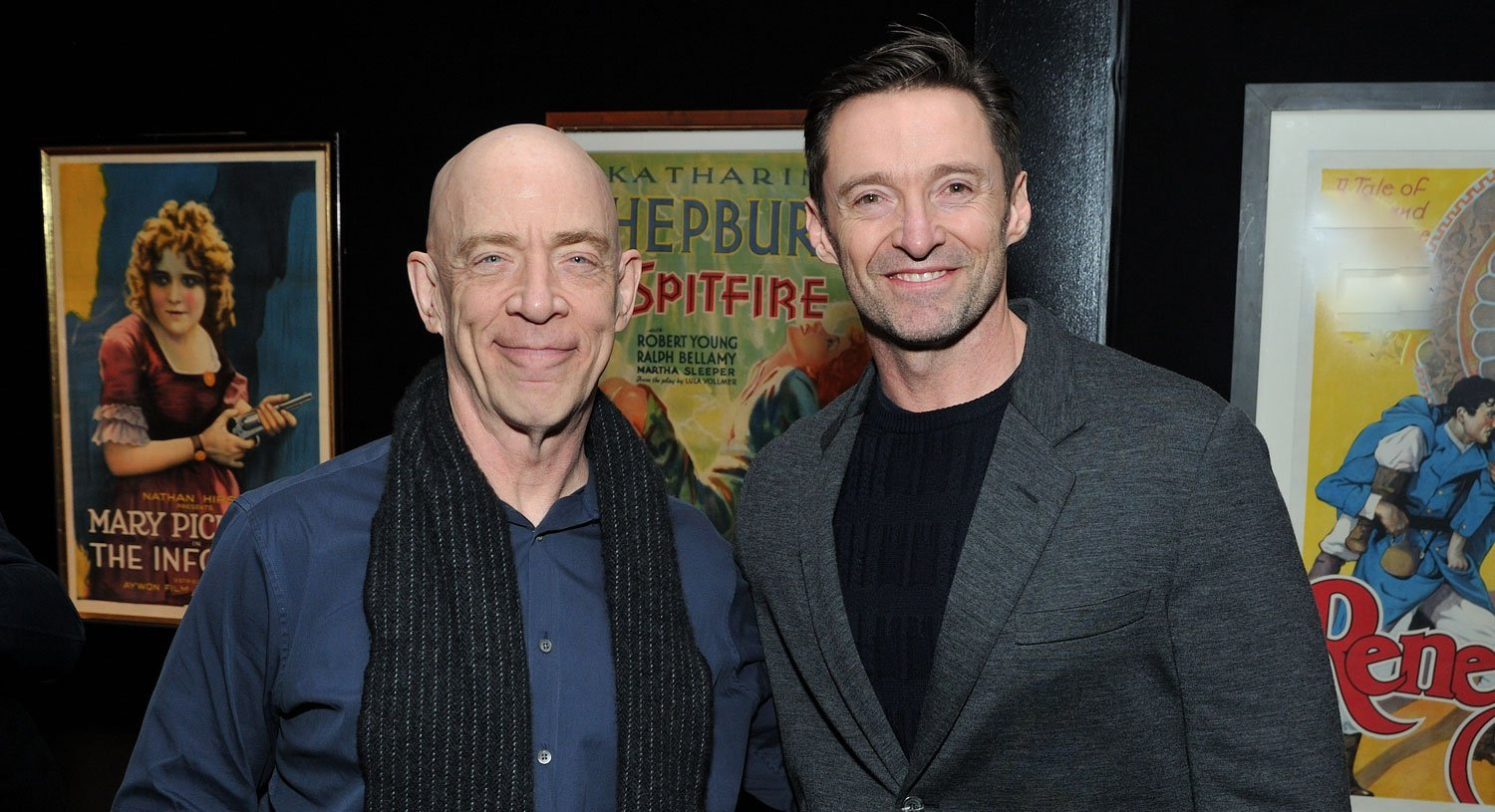 Hugh Jackman Hosts Special Screening of 'Free Solo' in NYC