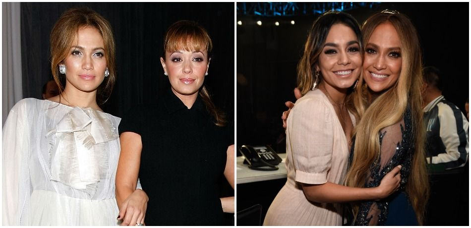 Jennifer Lopez, Leah Remini, Vanessa Hudgens Speak 'Second Act' Of Empowering One Another