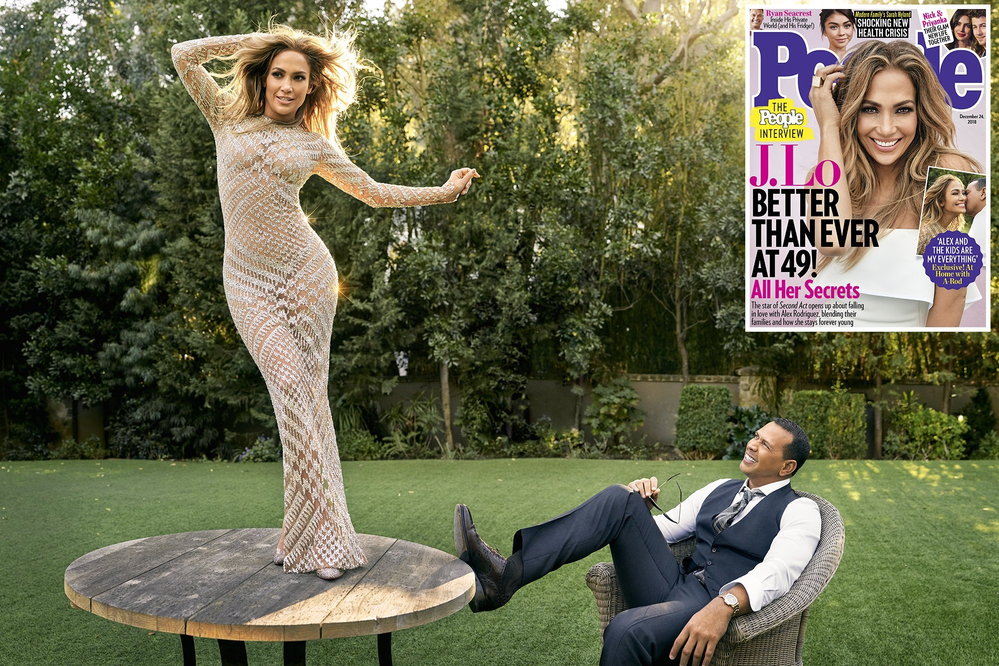 Jennifer Lopez on What She's Learned About Relationships: 'I Was Done Blaming Other People'