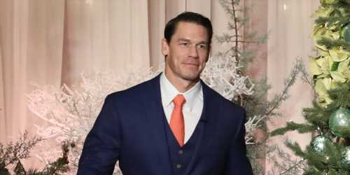 John Cena Addresses Growing His Hair Out for the First Time & 'Embracing the Uncomfortable' – Watch!