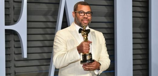 Jordan Peele Promoting 'Us' By Sending People Gold Scissors & Invitations To 'Join The Untethering'