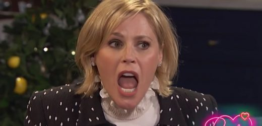 That Time Julie Bowen Got So High She Was Crawling on the Ground