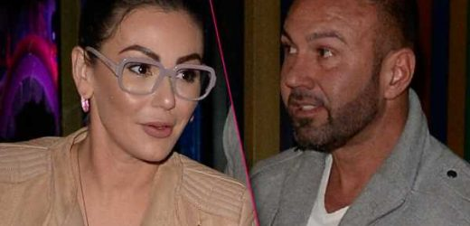 JWoww's Husband Roger Tells Kids 'Mommy Can't Control Her Emotions' In Shocking 911 Call