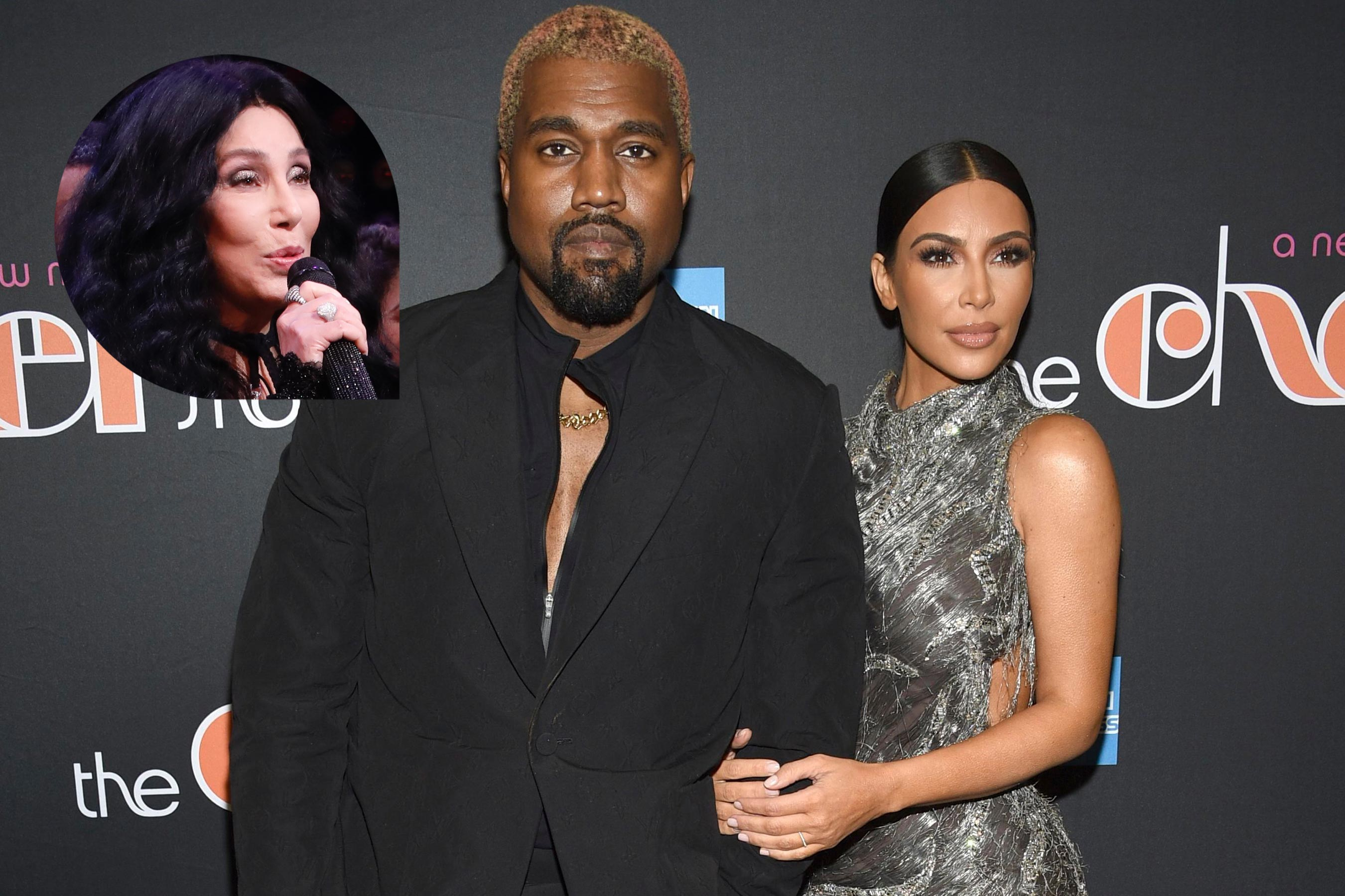 'The Cher Show': Kanye West apologizes after being caught on his phone