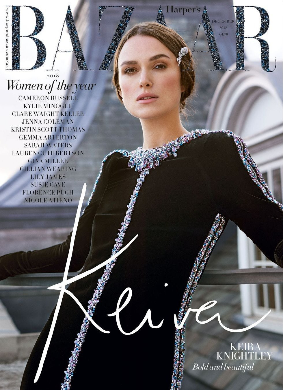Keira Knightley feels strongly about working motherhood to keep a 'sense of identity'