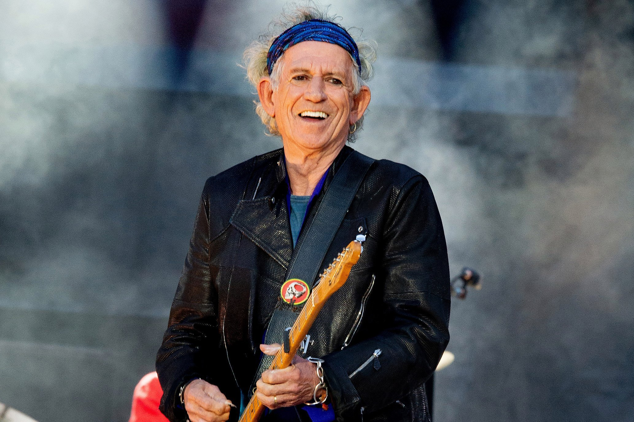 Keith Richards finally 'pulled the plug' on his drinking