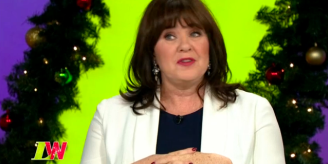 Coleen Nolan gets standing ovation as she returns to Loose Women after Kim Woodburn row