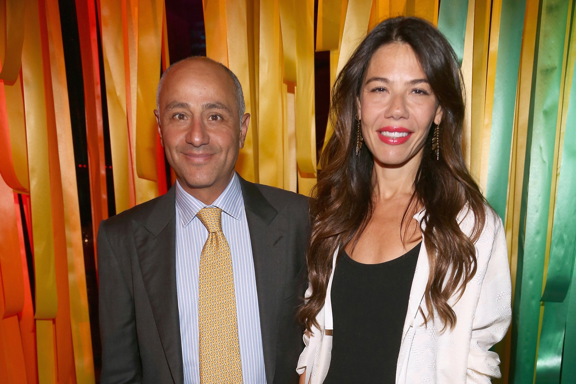 David Mugrabi's estranged wife sues for cut of their townhouse