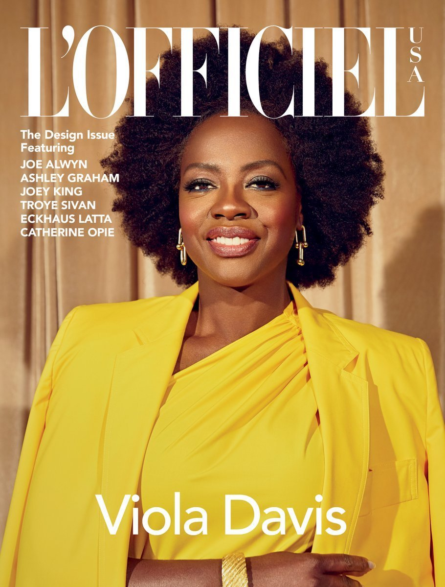 Viola Davis' career advice: 'You have to exercise the power of No. Press reset'