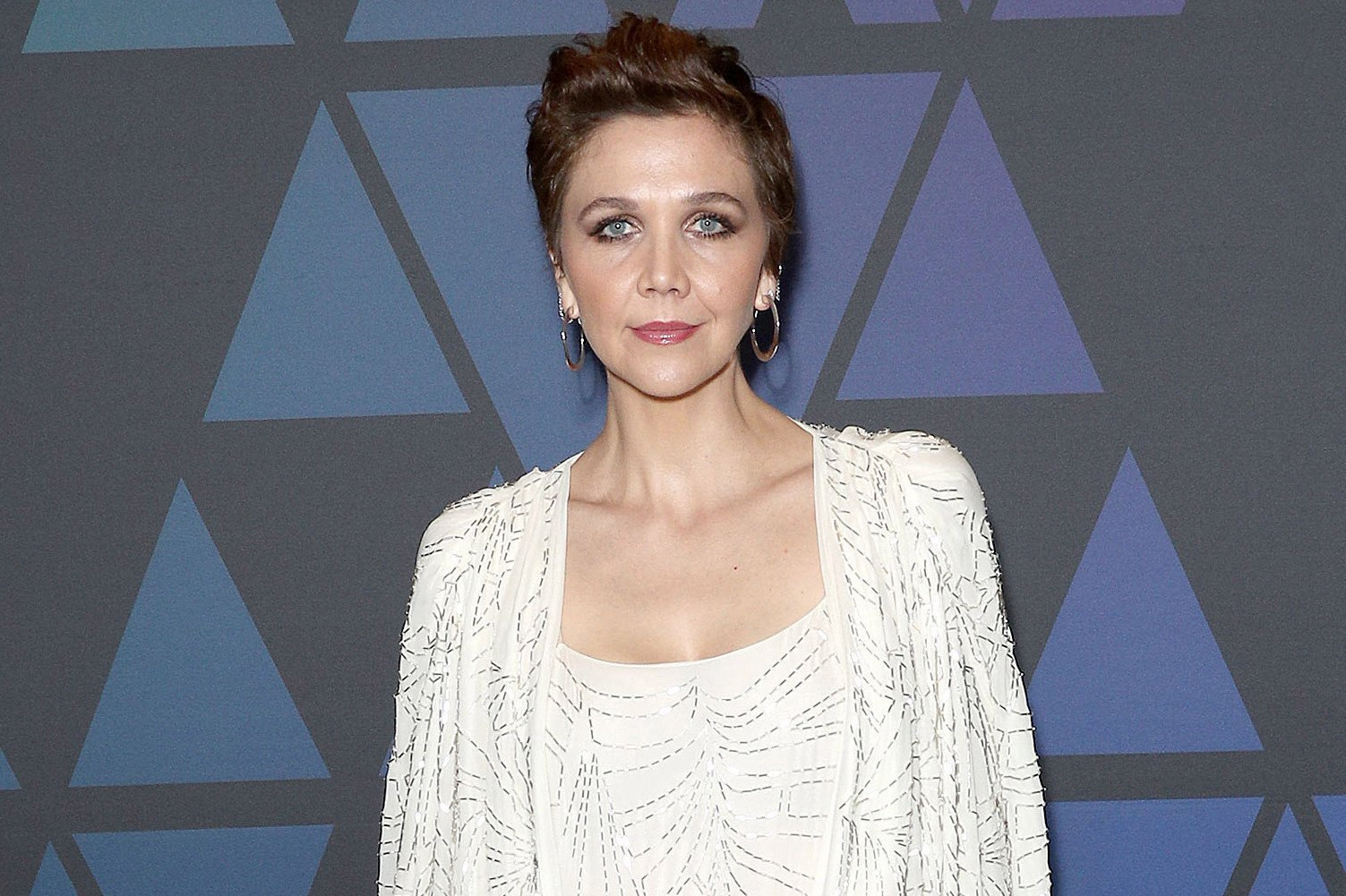 Maggie Gyllenhaal is ready to be a director
