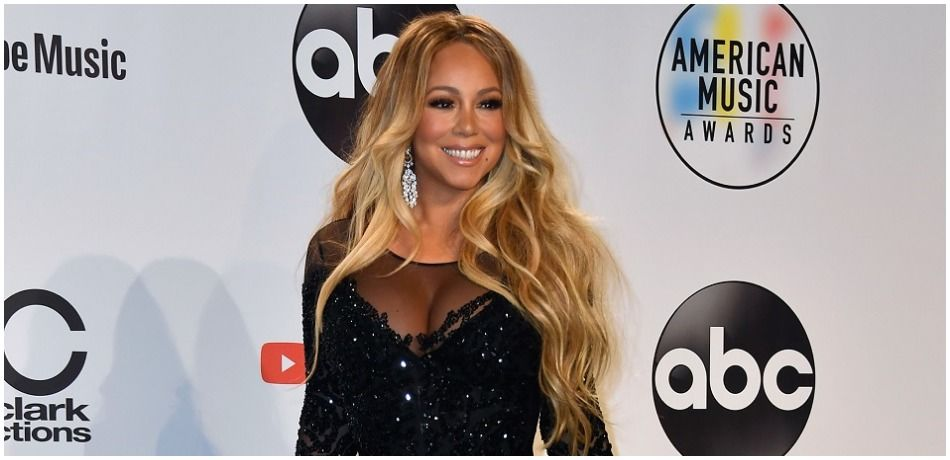 Mariah Carey Flaunts Ample Cleavage In 'Festive' New Video