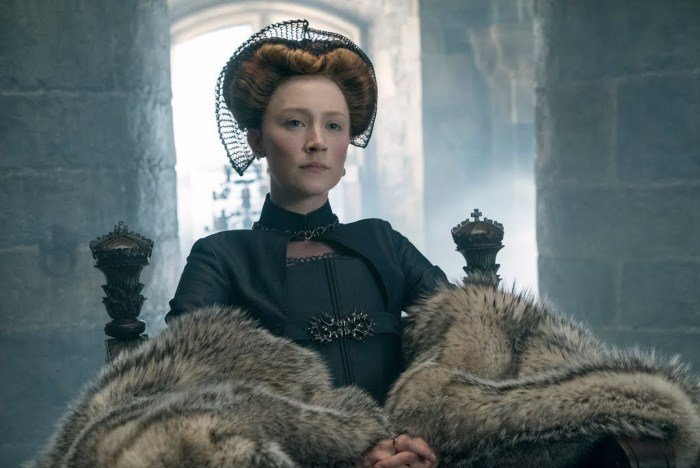 Film Review: Saoirse Ronan in 'Mary Queen of Scots'