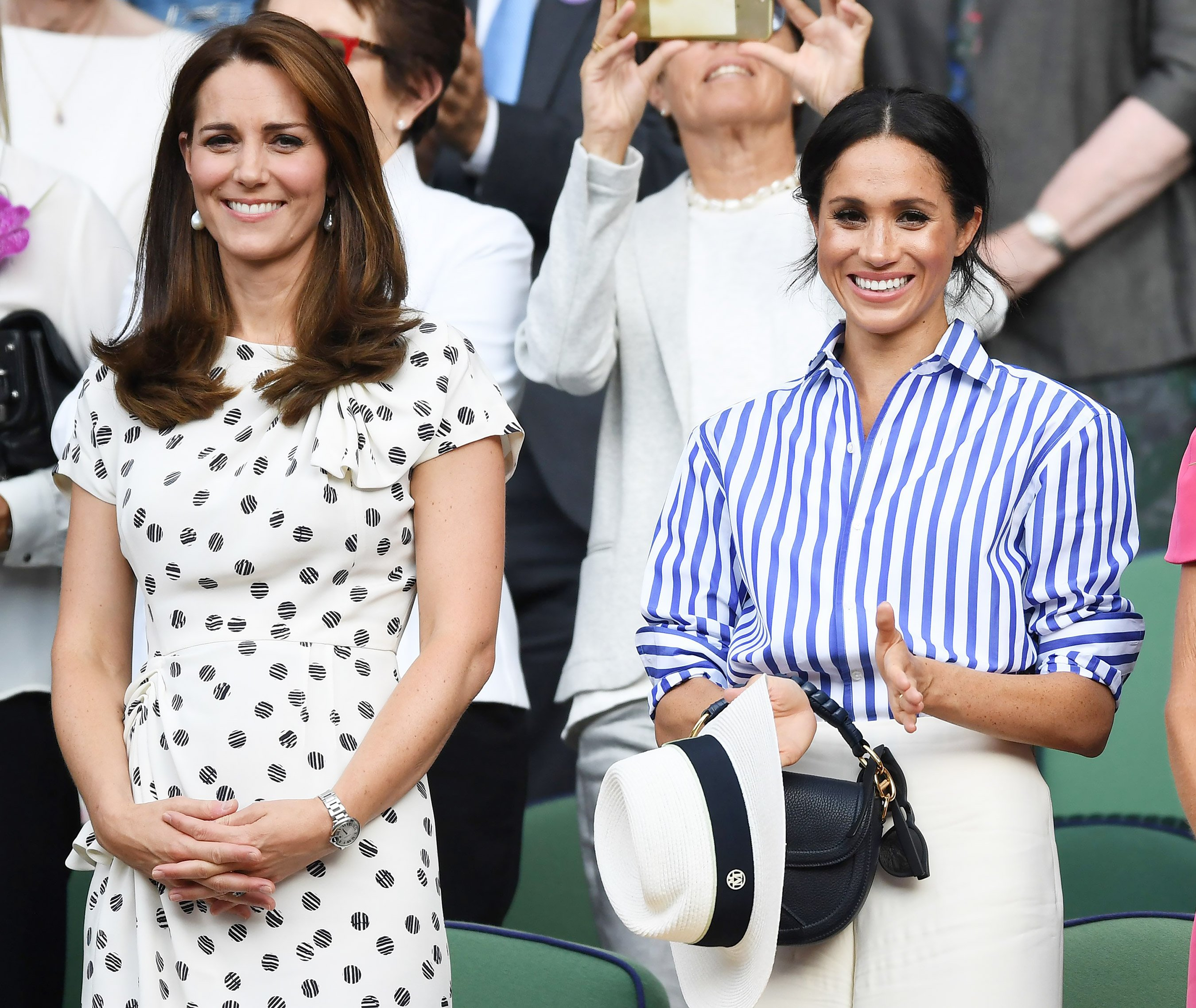 Meghan Markle Is 'Demanding But Never Rude,' Dad Says Amid Reports of Kate Middleton Feud