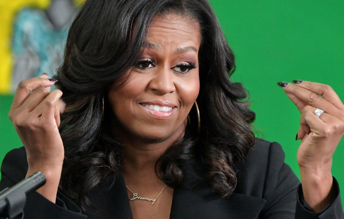 What Did She Say? Michelle Obama Shocks Audience By Using The 'S' Word