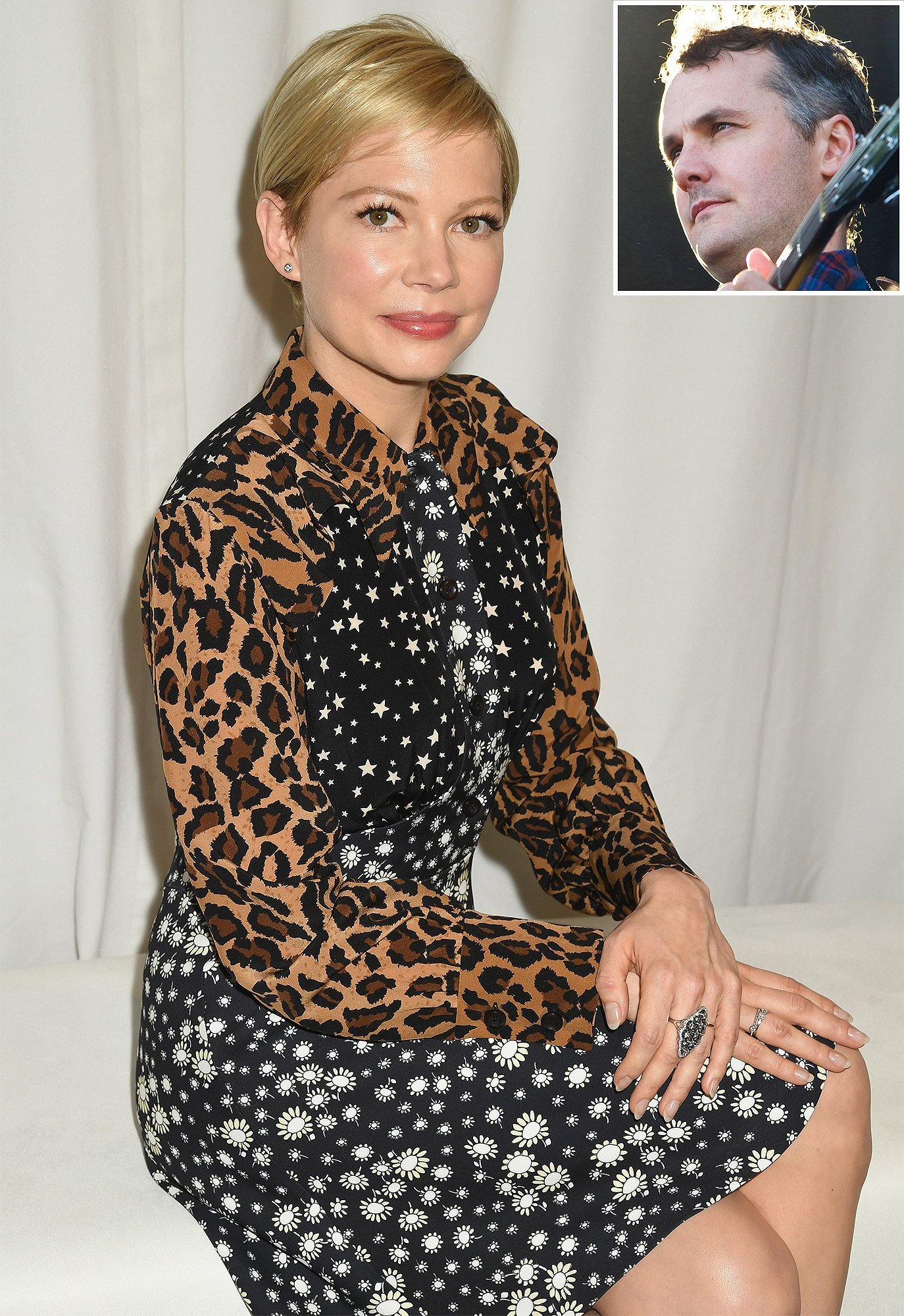 Michelle Williams Says She's 'Looking Forward to Starting New Traditions' During First Married Christmas