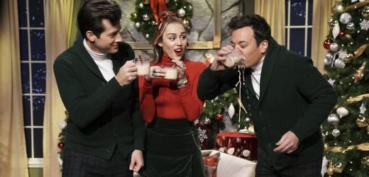 Miley Cyrus Remakes 'Santa Baby' With Updated Lyrics For The Me Too Era