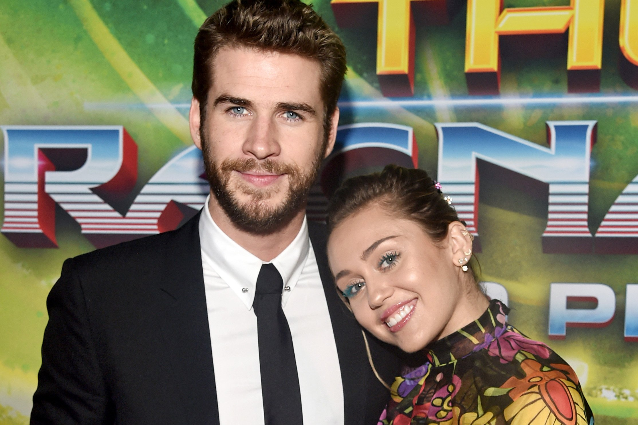 Miley Cyrus: Liam Hemsworth 'got a lot of action' after saving our animals