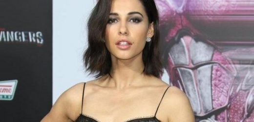 Who is Naomi Scott? Actress playing Princess Jasmine in Aladdin and Power Rangers star