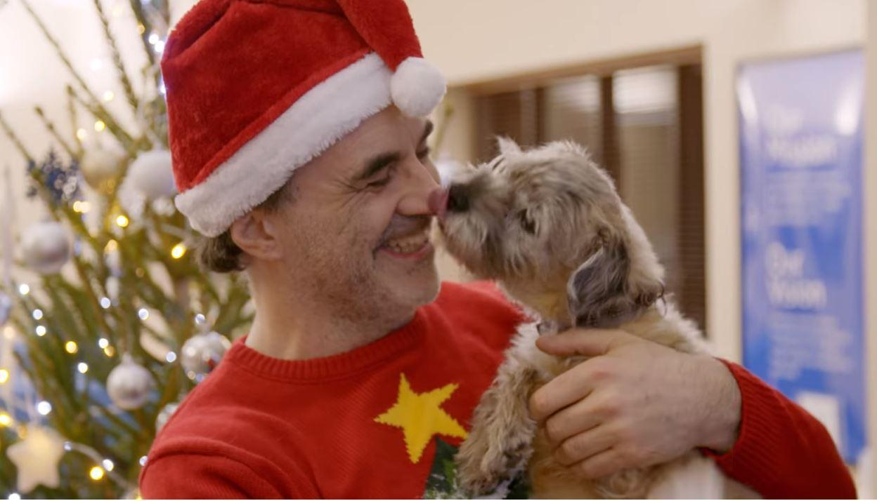 When is The Supervet at Christmas on Channel 4, who is Noel Fitzpatrick and what animals will he be looking after?