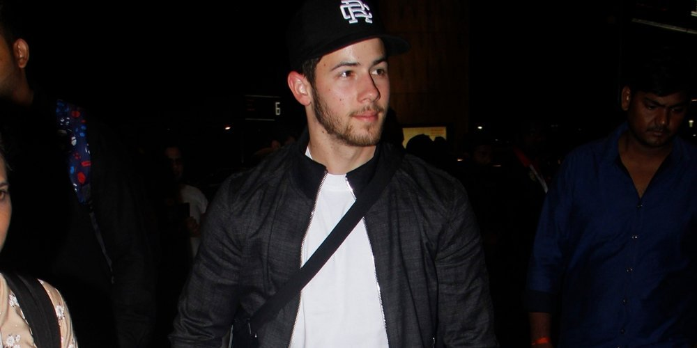 Nick Jonas Returns to New York After Marrying Priyanka Chopra in India!