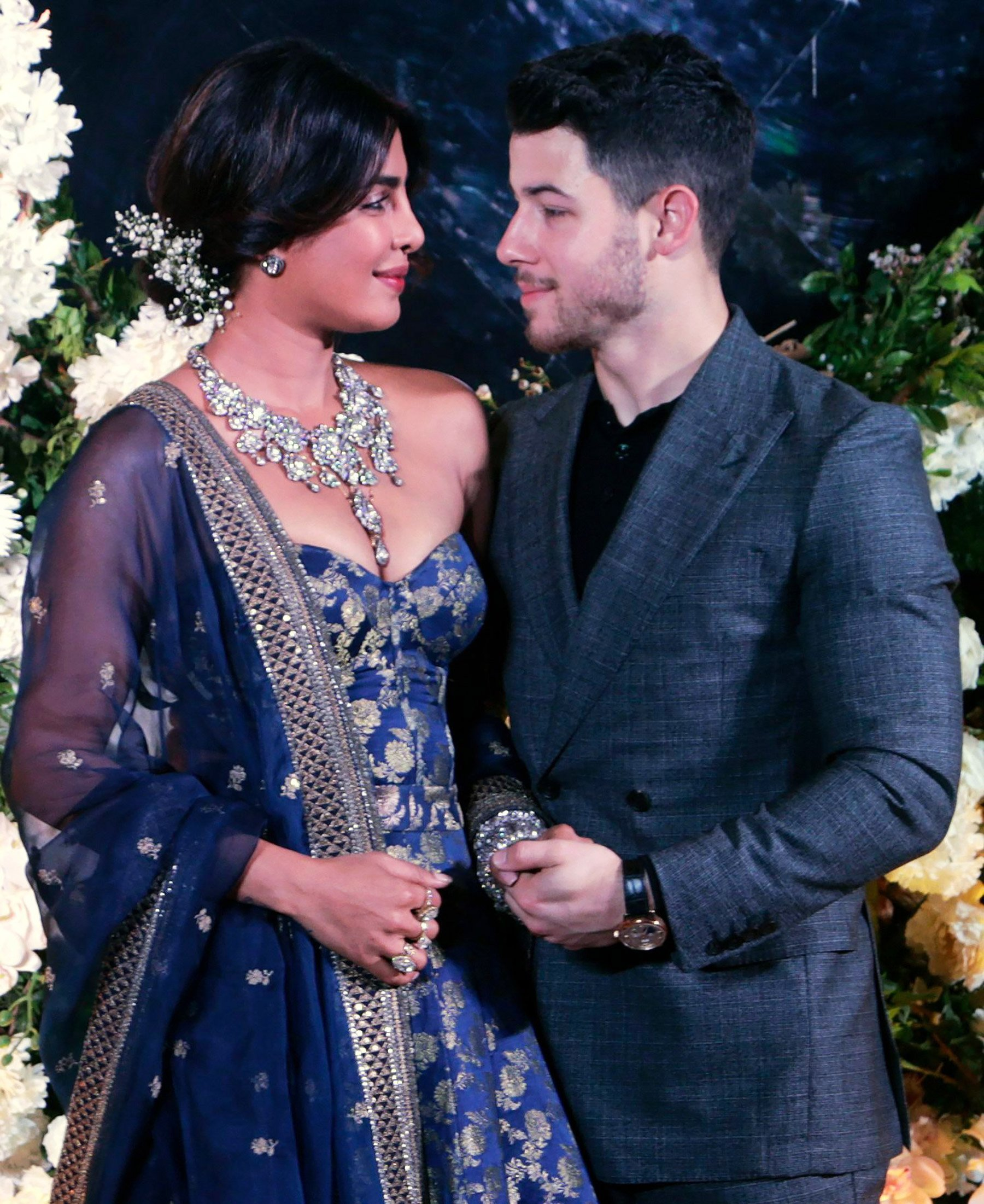 Nick Jonas and Priyanka Chopra Can't Stop Saying 'I Do,' Plus More Celeb Couples Who Got Hitched More Than Once