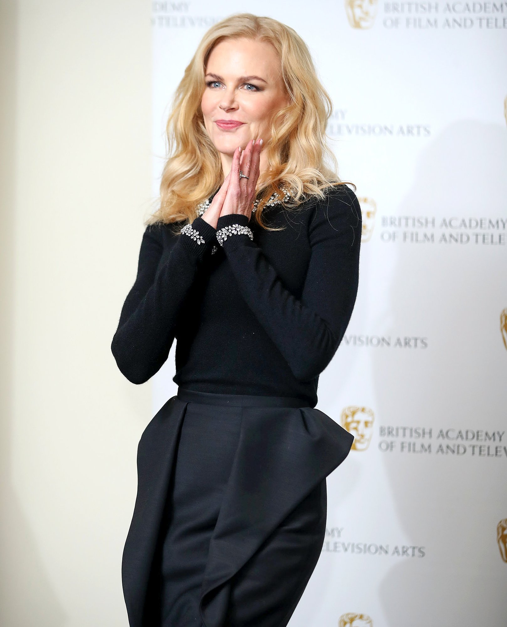Nicole Kidman Reacts to Golden Globe Nomination for 'Crazy, Female-Driven' Destroyer
