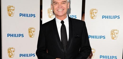 How old is Phillip Schofield, what TV shows has the This Morning presenter been on and who is his wife Stephanie Lowe?